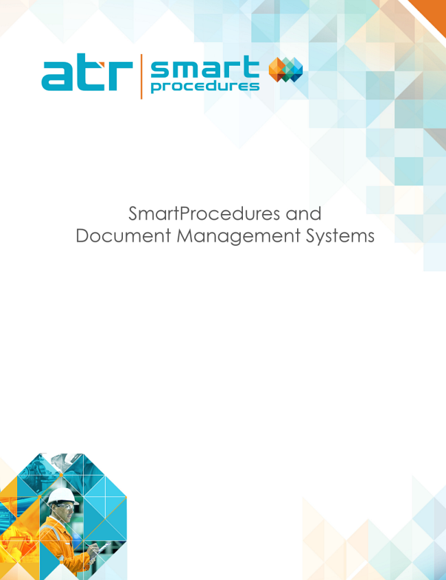 SmartProcedures and Electronic Document Management System