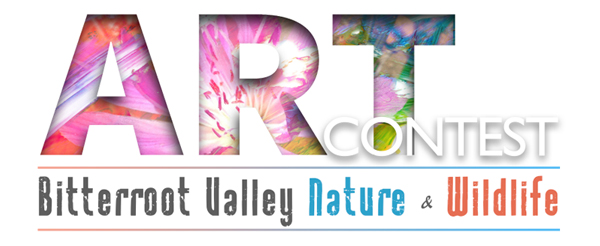 Art Contest: Bitterroot Valley Nature & Wildlife
