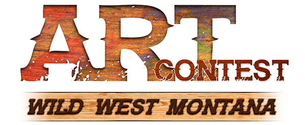 Art Contest Wild West Montana